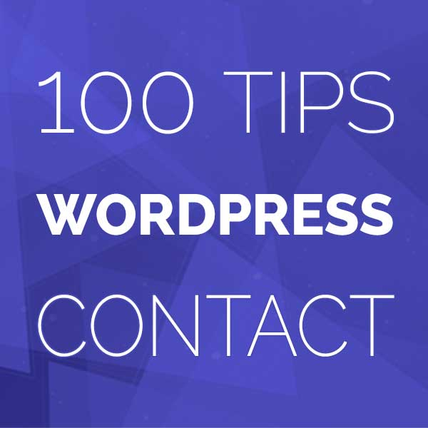 WordPress College - Contact
