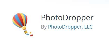 Photo Drooper: plugin voor gratis afbeeldingen voor WordPress