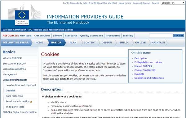 Wat is een cookie?