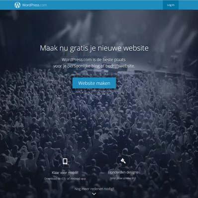 Wat is het verschil tussen WordPress.com en WordPress.org