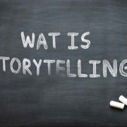 Wat is storytelling