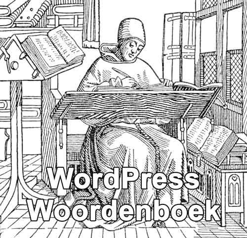 WordPress Woordenboek