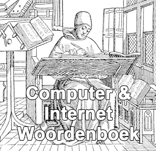 Computer en internet woordenboek