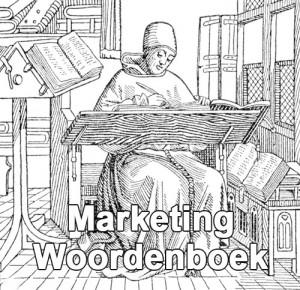 marketing woordenboek