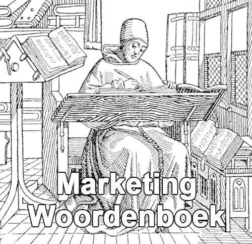 Marketing woordenboek